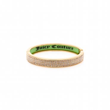 Pulseira-Donna-com-cristais-Juicy-Couture---dourada